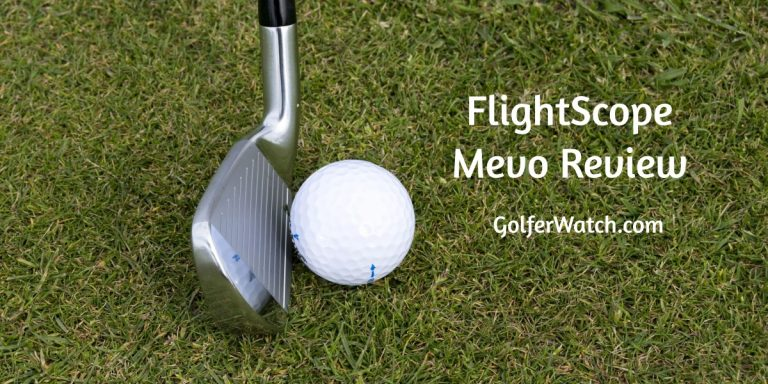FlightScope Mevo Review: Portable Personal Launch Monitor Review