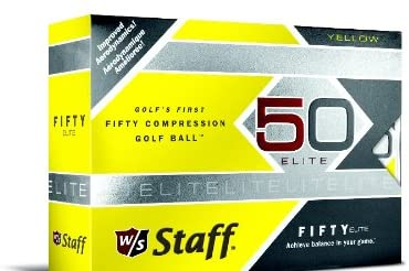 Wilson Staff Fifty Golf Balls (a dozen)