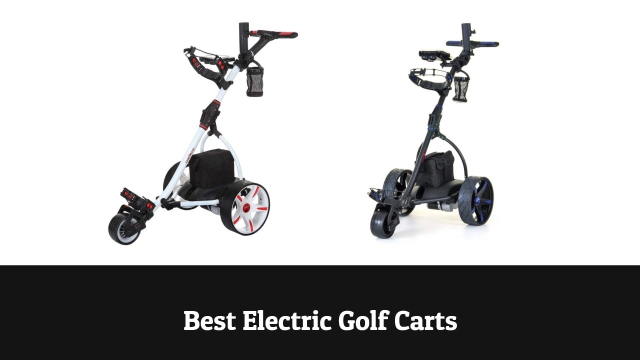 Best Electric Golf Carts