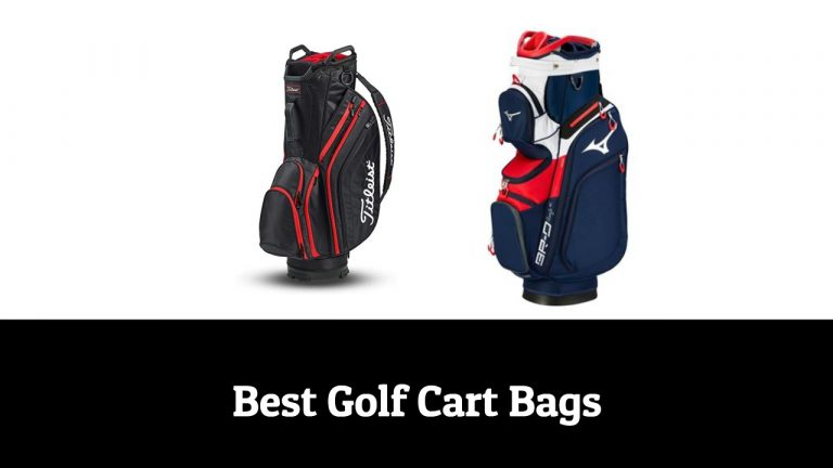 [ Top Quality ] Best Golf Cart Bags: Top 10 Picks for 2021