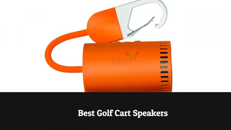 [ Top Quality ] Best Golf Cart Speakers In The Market with buying guide.