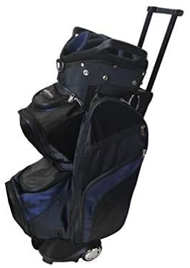 CaddyDaddy Roadrunner Wheeled Cart Golf Bag