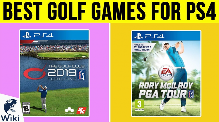 Top 10 Best Golf Games for PS4 in 2021