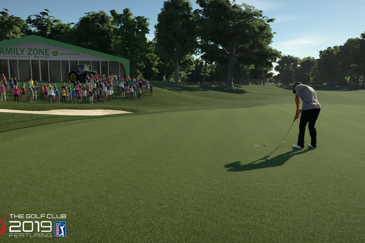 2K The Golf Club 2019