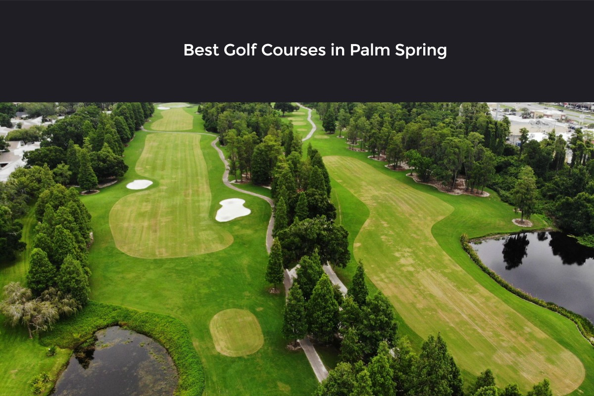 Best Golf Courses in Palm Spring