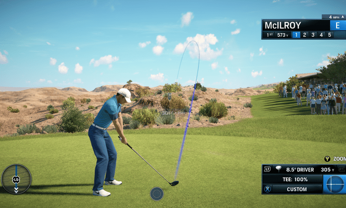 EA Sports- Rory Mcllroy PGA Tour