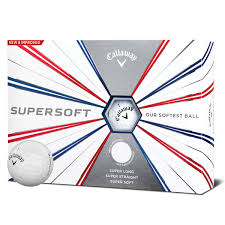 Features of the Callaway Supersoft Golf Balls