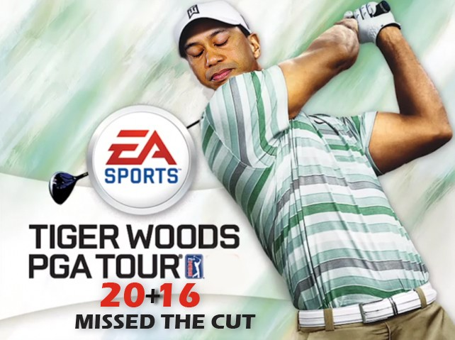 Tiger Woods PGA Tour 16