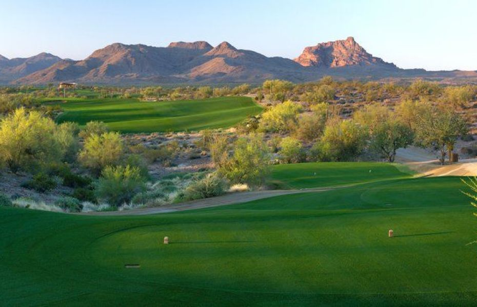 We-Po-Ka Golf Club- Saguaro Course