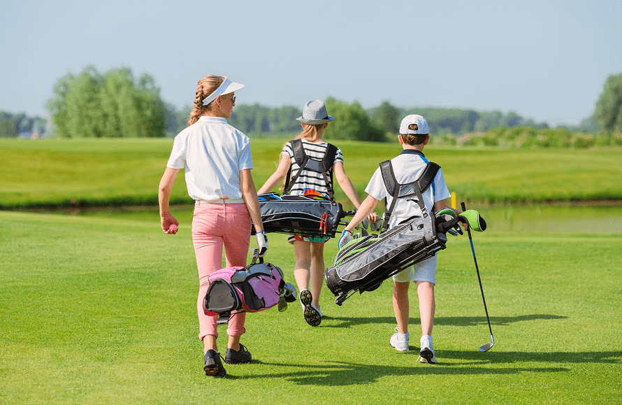 Best Age to Start Playing Golf